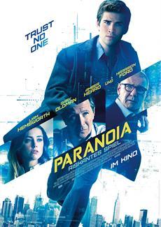 Gewinnspiel: Paranoia - Riskantes Spiel