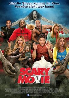 SCARY MOVIE 5 erobert die Spitze der Kinocharts