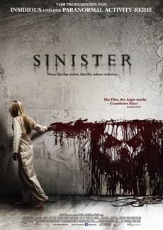 SINISTER - Ab heute im Kino