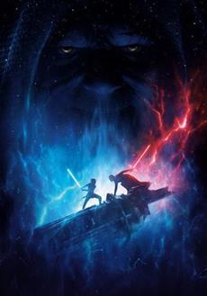 Star Wars - Der Aufstieg Skywalkers endlich im Kino!!!