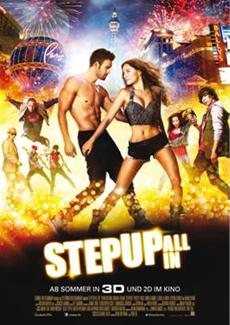 Feature | Soundtrack zu STEP UP ALL IN
