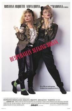 SUSAN… VERZWEIFELT GESUCHT - Der Klassiker mit Rosanna Arquette & Madonna ab 27. März 2020 erstmals auf Blu-ray als limitiertes Mediabook (DVD & Blu-ray)