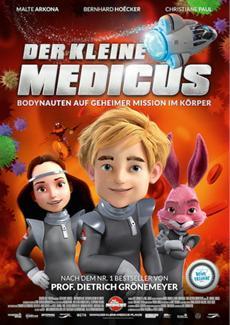 Kinostart | Der kleine Medicus - Bodynauten auf geheimer Mission im Körper - ab 30. Oktober 2014 im Kino