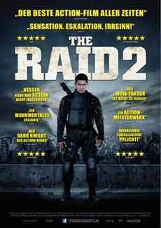 Kinostart | THE RAID 2 - Neuer Trailer verfügbar - Kinostart: 24. Juli 2014