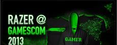 Komm zum Razer Stand auf der gamescom