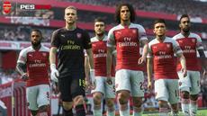 KONAMI erweitert die globale Partnerschaft mit dem FC Arsenal, Ankündigung neuer Legenden in PES 2019