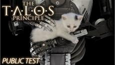 Kostenlose Demo und cooler Benchmark-Test für The Talos Principle