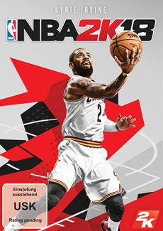 Kyrie Irving - NBA Champion, Kia NBA All-Star MVP und Cover-Athlet von NBA 2K18