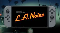 L.A. Noire Offizieller Trailer für Nintendo Switch