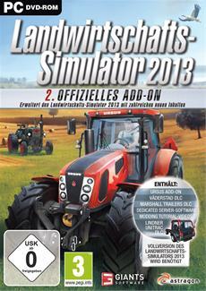 Landwirtschafts-Simulator 2013 - Offizielles AddOn 2