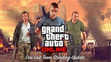Last Team Standing-Update für GTA Online jetzt verfügbar