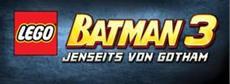LEGO Batman 3: Jenseits von Gotham - Brainiac-Trailer und Artwork
