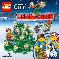LEGO® City 8 - Angriff der Schneemänner