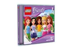 LEGO® Friends – CD1 Ab 19. Oktober 2012 exklusiv bei Universum Kids!