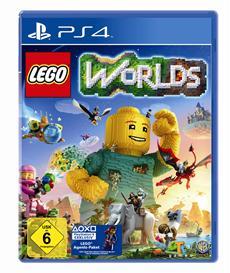 LEGO Worlds  Ankündigung der Preise und LEGO Agents Download-Paket für PS4