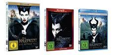 MALEFICENT - DIE DUNKLE FEE: Ab 2. Oktober auf DVD, Blu-ray, 3D Blu-ray und als Video On Demand