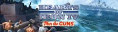 Man the Guns Expansion for Hearts of Iron IV Weighs Anchor