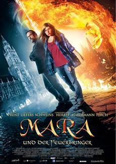 MARA UND DER FEUERBRINGER: Zwei Trailer und Hauptplakat verfügbar! (Kinostart: 02.04.15)
