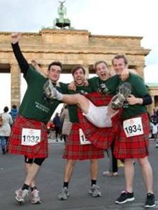 Merida - Legende der Highlands: Die Schotten sind los in Berlin und Hamburg!
