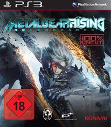 PS Plus mit Metal Gear Rising: Revengeance und Oddworld: Strangers Vergeltung HD