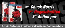 Mit Chuck Norris per Roundhouse-Kick in das Heimkino