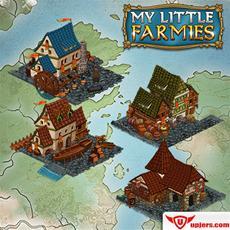 My Little Farmies schickt Spieler auf Handelsreise