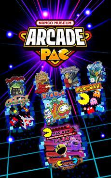 NAMCO MUSEUM ARCADE PAC erscheint am 28. September für Nintendo Switch