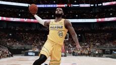 NBA All-Star Weekend NBA 2K21 Courtside Report