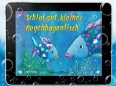 """Neue Oetinger App """"Regenbogenfisch Abenteuerwelt"""""""
