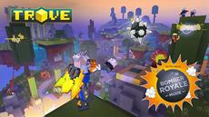 Neues Battle Royale-Gameplay - Bomber Royale kommt für Trove