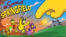 Neues 'Die Simpsons Springfield'-Update verwandelt die App in ein Strategiespiel mit RPG-Nerds