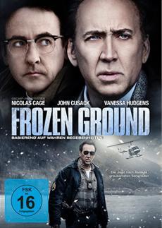 "Nicolas Cage jagt John Cusack in ""Frozen Ground"""