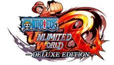 One Piece Unlimited World Red - Deluxe Edition ab sofort für Nintendo Switch erhältlich