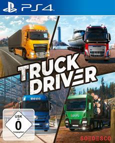 Truck Driver steht f&uuml;r die Nintendo Switch<sup>&trade;</sup> in den Startl&ouml;chern