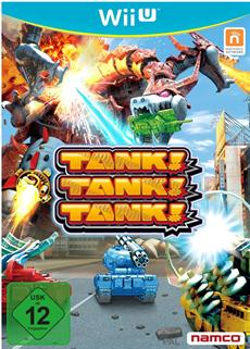 TANK! TANK! TANK! Download ab heute im Nintendo eShop für Wii UT erhältlich