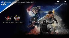 Nioh Collection und Remastered-Versionen ab sofort für PS5 erhältlich