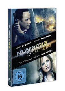 NUMBERS STATION - ab 24. Januar 2014 als Blu-ray, DVD und VoD!