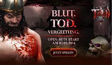 OBT-Start für Taern - Blut. Tod. Vergeltung.