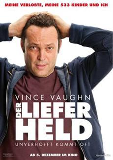 Octomom kann einpacken - Vince Vaughn und Cobie Smulders in DER LIEFERHELD - UNVERHOFFT KOMMT OFT (Kinostart: 5. Dezember 2013)