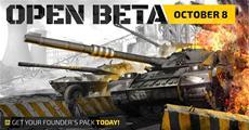 Open Beta von Armored Warfare startet am 8. Oktober