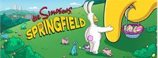 """Oster-Update für """"Die Simpsons Springfield"""""""