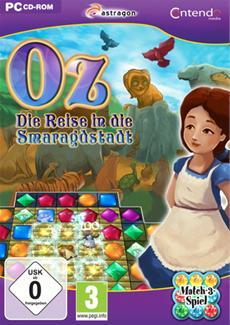 Oz: Die Reise in die Smaragdstadt - Auf der Suche nach dem Zauberer von Oz