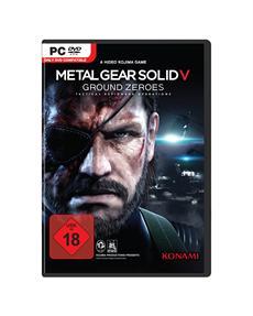 Packshot von METAL GEAR SOLID V: GROUND ZEROES für Windows PC