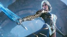 Paragon: Ein kalter Wind weht während die neuste Heldin Aurora erscheint - kostenloses Booster Pack für PS+ Mitglieder.