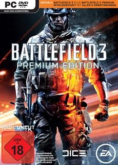 Battlefield 3 Premium Edition ab heute erhältlich