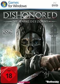 """Deutsche Version von """"Dishonored: Die Maske des Zorns"""" wartet mit hochkarätiger Sprecher-Besetzung auf"""