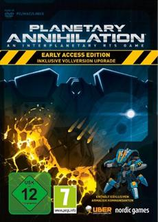 Planetary Annihilation: Early Access Edition jetzt im Handel