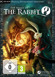 The Night of the Rabbit: Out Now!