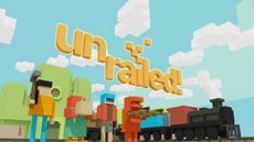 Koop-Multiplayer-Hit Unrailed! ist bis zum 25. Januar kostenlos auf Steam spielbar
