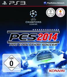 PES 2014: Neustart mit neuen Online-Features - KONAMI jüngster Teil der populären Fußballserie markiert dank Fox Engine den Beginn einer neuen Ära